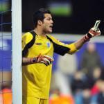 Calciomercato Inter e Milan, Julio Cesar: Nessuna trattativa con i rossoneri, ma non si può sapere cosa succederà…