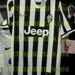Foto – Nuove immagini delle maglie della Juventus 2013-2014: nuovi dettagli sulle divise bianconere