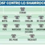 Europa League: Del Piero-Trezeguet coppia d'attacco della Juventus contro lo Shamrock? – Foto