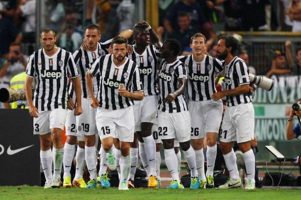 SS Lazio v FC Juventus - TIM Supercup