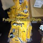 Foto – Ancora altre due foto rubate della maglia away 2013-2014 della Juventus: eccole