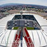 Juventus, tifosi contro la società per il caro biglietti, stadio vuoto in curva