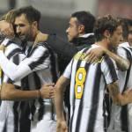 Juventus, sempre la stessa strategia: tutti uniti