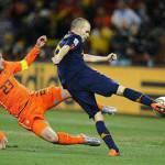 Iniesta, dal gol in finale al Mondiale…a Hollywood?