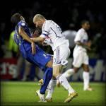 Incredibile a Treviso: testata 'alla Zidane' all'arbitro!