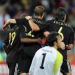 Mondiali Sudafrica 2010: Uruguay-Germania 2-3, 'finalina' spettacolo! – Video