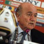 """Sudafrica 2010, Blatter: """"Più di 500 controlli antidoping, tutti negativi"""""""