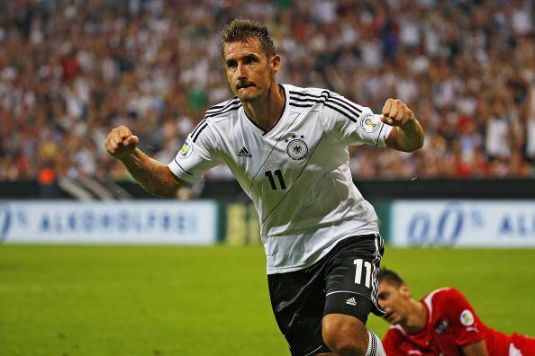 Germany v Austria - FIFA 2014 World Cup Qualifier