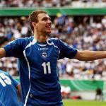 Mercato Juve, le ultime su Dzeko: è testa a testa con il City