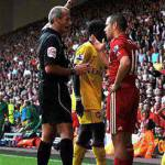 Premier League, il Liverpool non farà ricorso per l'espulsione di Joe Cole. Salta 3 match! – Video