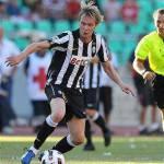 Juventus, Tapiro d'oro per Krasic