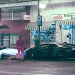 Sfortuna Cristiano Ronaldo: la sua Lamborghini da 250mila euro… si blocca – Foto