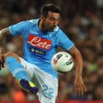 Calciomercato Napoli Inter, l'ultima notte dei tre tenori Lavezzi, Cavani e Hamsik