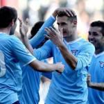 Calciomercato Lazio: Ederson pronto a firmare, Candreva vicino all'acquisto definitivo