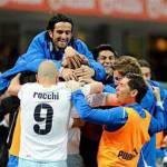 Serie A, la Lazio torna in vetta dopo 40 giornate