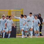 Serie A: Lazio-Palermo 2-0, doppio Sculli e i biancocelesti tornano quarti