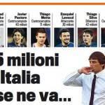 Calciomercato, 245 milioni di euro spesi da Leonardo in Italia! Ecco tutti i colpi del brasiliano – Foto