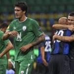 Inter-Rubin Kazan 2-2, Livaja e Nagatomo evitano la sconfitta ai nerazzurri
