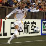 Calcio estero, Beckham torna in campo dopo 6 mesi!