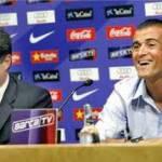 """Liga, """"filo diretto"""": ricordate Luis Enrique? Ecco una sua partita-tipo…dalla panchina – Video"""