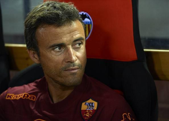luis enrique80 Calciomercato Roma, Luis Enrique sì o no? Pro e Contro della gestione dellasturiano