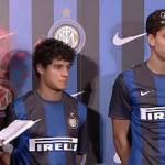 Nuova maglia Inter 2012-2013, ufficiale: le foto della prima e della seconda casacca – Fotogallery