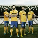 Nuova maglia Juve 2013-2014, ufficiale: ecco la seconda divisa di colore giallo! – Foto