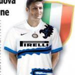 Inter, ecco la nuovissima maglia col 'biscione'! – Foto