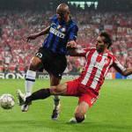 Calcio, l'Inter giocherà senza Maicon ma con Santon