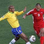Mondiali 2010, Brasile-Corea del Nord 2-1. I verdeoro fanno fatica, poi ci pensa Maicon – Video