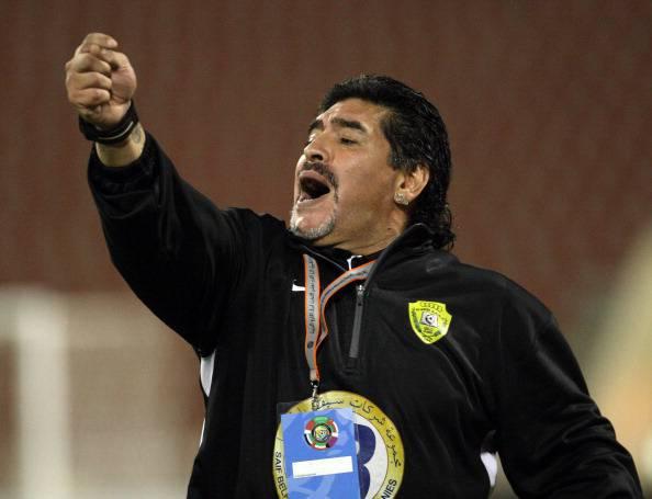 Emirati Al-Wasal Club Argentinian coach