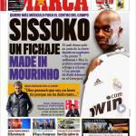Marca: Sissoko, una firma made in Mourinho