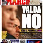 Marca: Valda No, tutto il potere a Mourinho