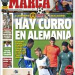 Marca: Concerto in Germania