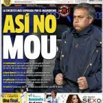 Marca: Quindi no Mourinho