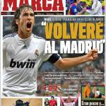 "Marca: ""Ritornerò al Madrid"""