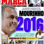 Marca: Mourinho 2016