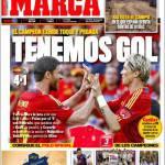 Marca: Tenemos gol