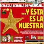 Marca: Questa è la stella del Portogallo….