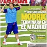 """Marca: """"Tutti sappiamo che Modric giocherà nel Real Madrid"""""""