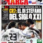 Marca: Cristiano Ronaldo, il Di Stefano del XXI secolo