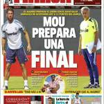 Marca: Mourinho prepara una finale