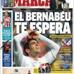 Marca: Il Bernabeu ti aspetta
