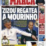 Marca: Zidane affare di Mourinho