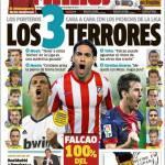 Marca: I tre terrori