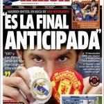 """Marca: """"E' la finale anticipata"""""""