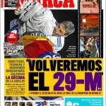 Marca: Real Madrid, tornerai a festeggiare il 29