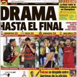 Marca: Dramma finale