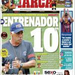 """Marca: """"Un allenatore da dieci"""""""