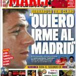 """Marca: Gerrard molto chiaro: """"Voglio andare al Real Madrid"""""""